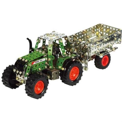 tronico traktor fendt mit h nger 1 64 micro serie. Black Bedroom Furniture Sets. Home Design Ideas
