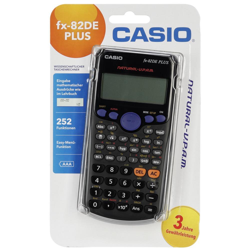 Fx Plus Casio Scientific Calculator 570es 82de Schulrechner 4971850469001 Ebay