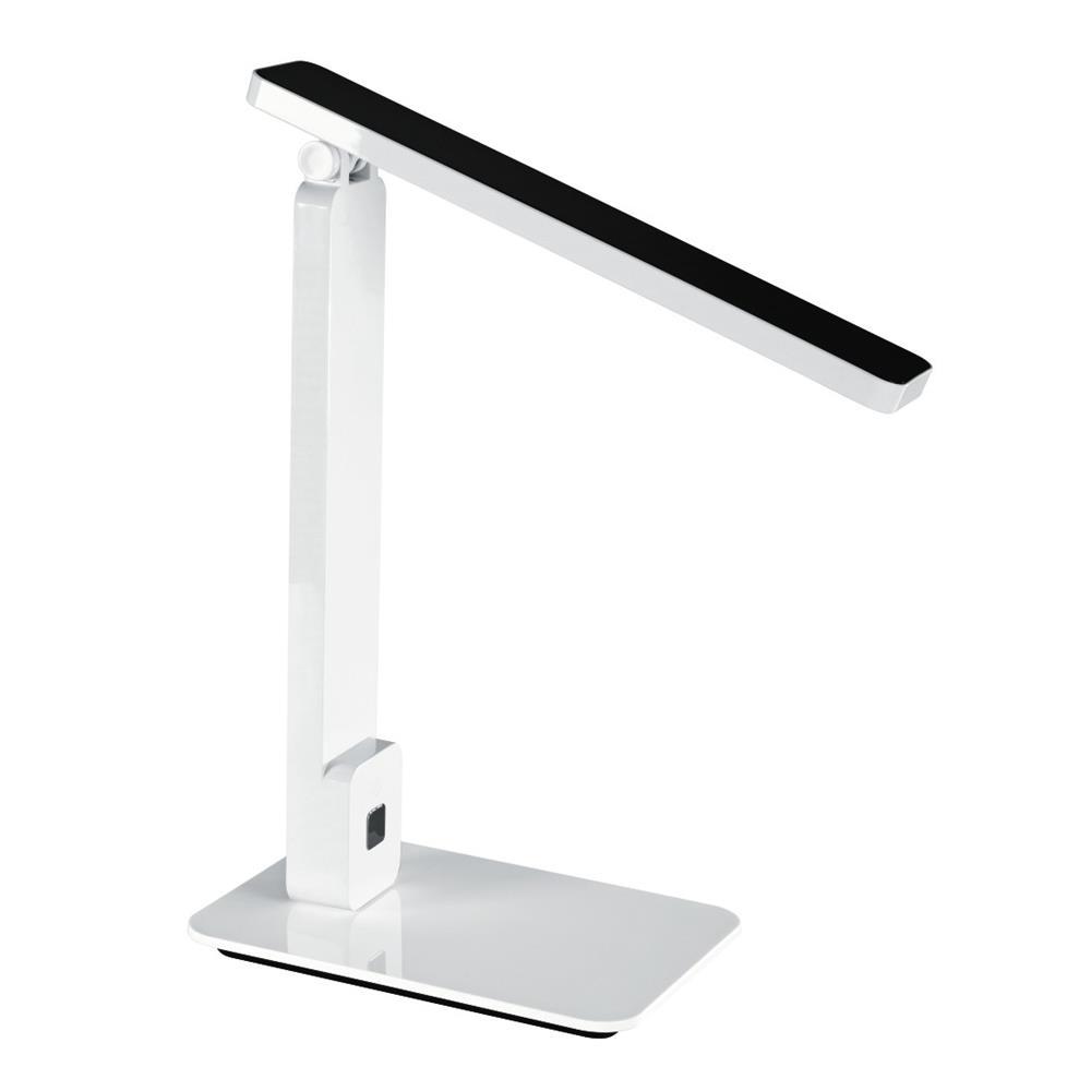 hama led schreibtischlampe sl40 tageslicht stepd ebay. Black Bedroom Furniture Sets. Home Design Ideas