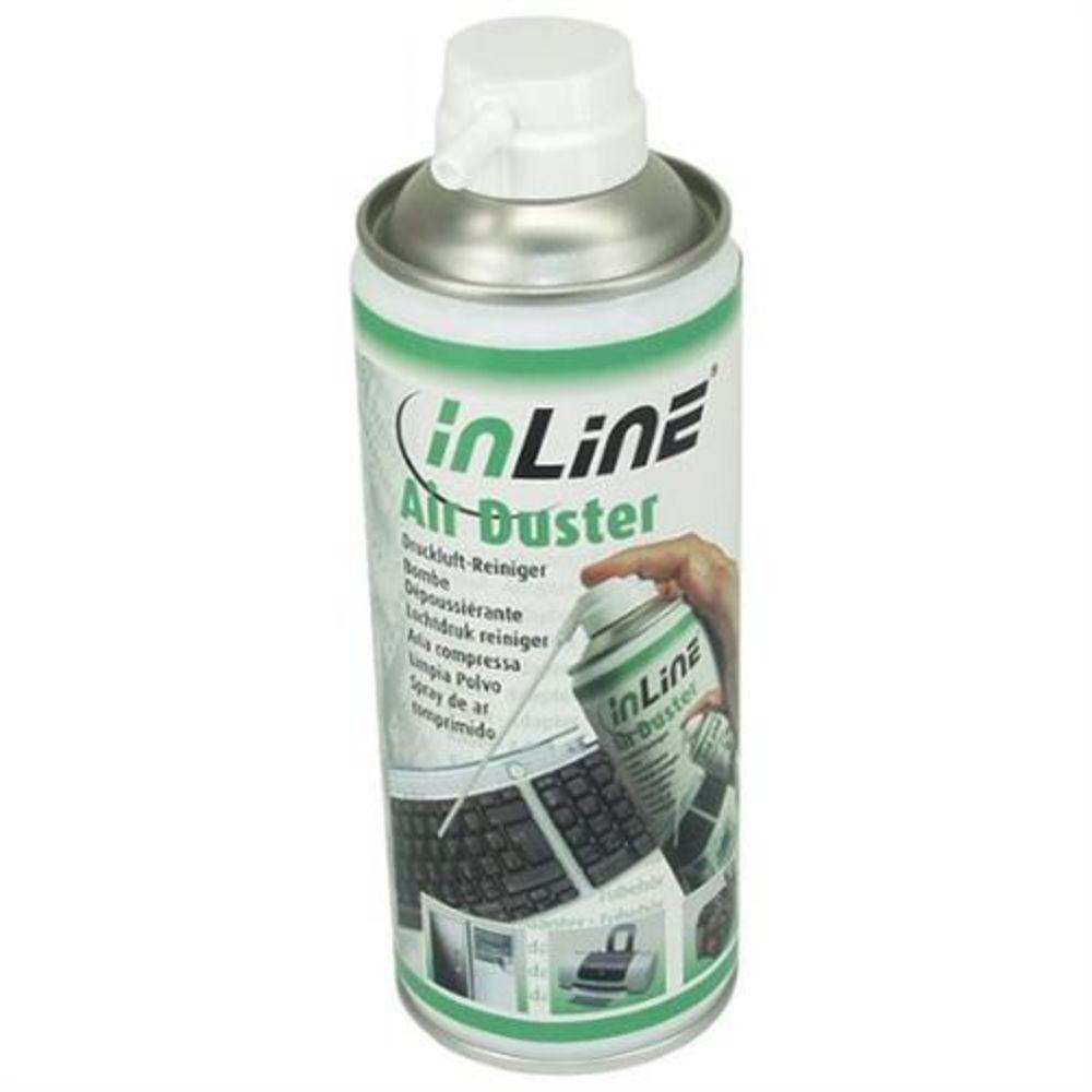 inline 43210 druckluft reiniger 400ml spraydose ebay. Black Bedroom Furniture Sets. Home Design Ideas