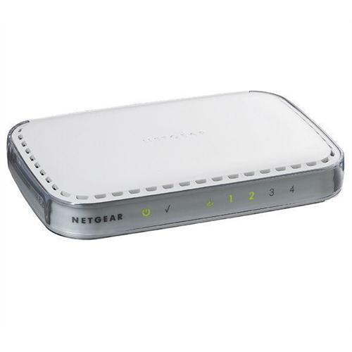 NETGEAR-DSL-Router-4-Port-10-100-Switch-RP614-PLATINUM-Edition