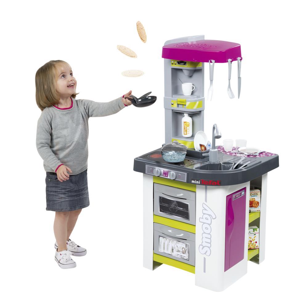 Smoby Tefal Spielküche Studio Bubble