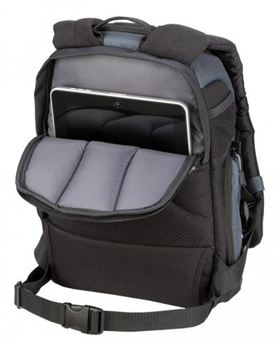 tamrac ta 5454 73 mirage 4 kamera rucksack schwarz grau ebay. Black Bedroom Furniture Sets. Home Design Ideas