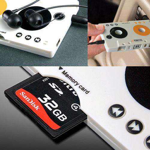 technaxx retro mp3 player kassettenadapter dt 02 cd. Black Bedroom Furniture Sets. Home Design Ideas