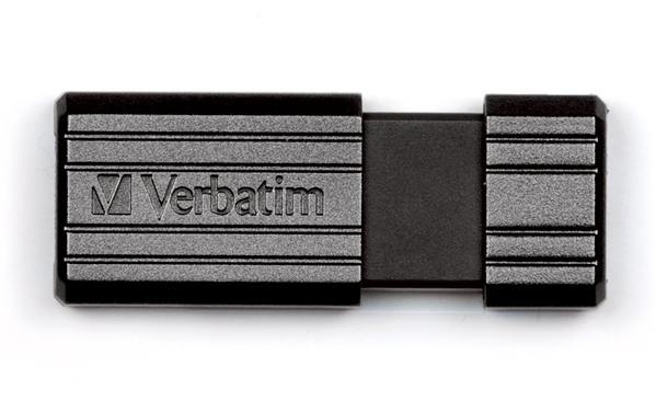16GB USB-Stick Verbatim PinStripe