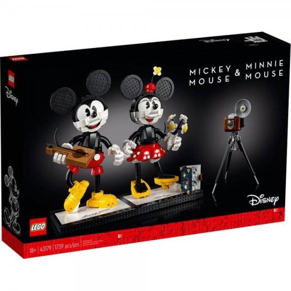 LEGO® Disney™ 43179 - Micky Maus und Minnie Maus