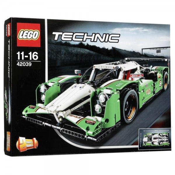 Lego 42039 - Technic Langstrecken - Rennwagen
