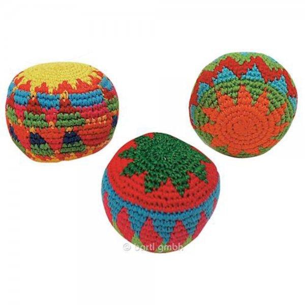 BARTL Kinder-Jonglierball D ca. 60 mm, Auch als Kick-Ball verwendbar