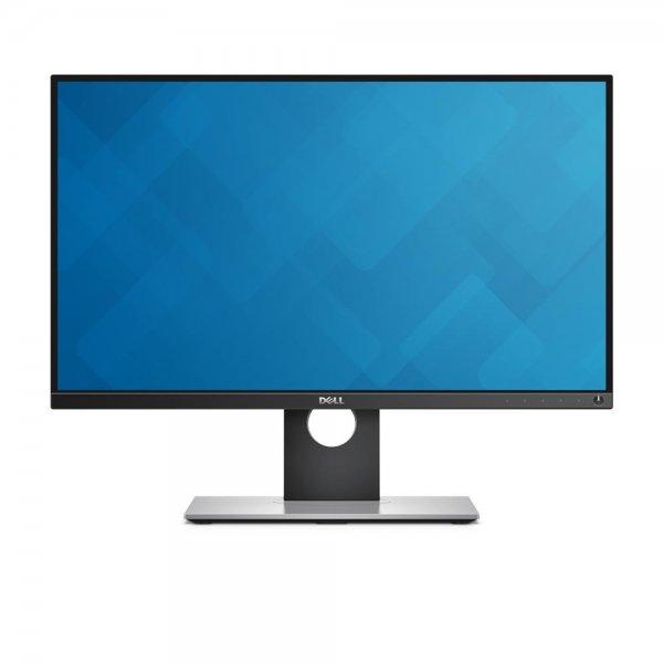 """DELL UltraSharp UP2516D IPS 25"""" Schwarz, Silber 2K Ultra HD Matt"""