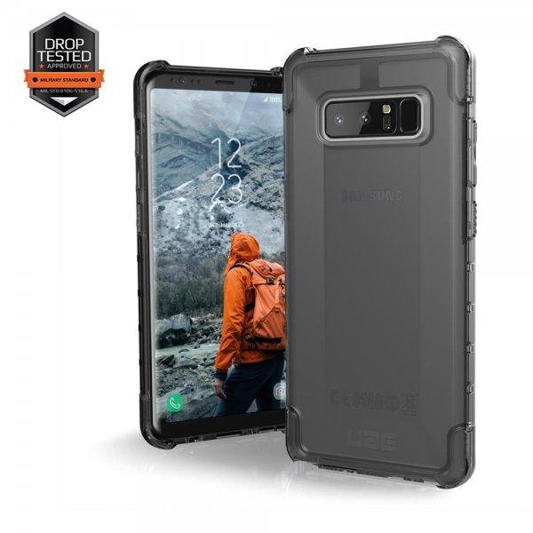 UAG Plyo Case | Samsung Galaxy Note 8 | Ash transparent