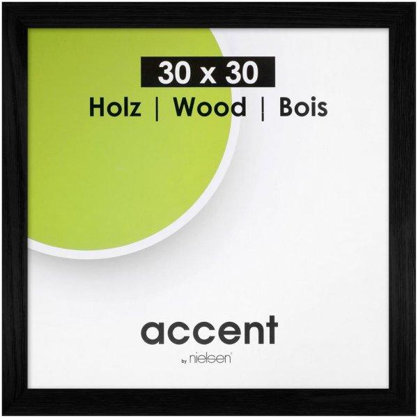 Nielsen Accent Magic 30x30 Holz schwarz | 9733004