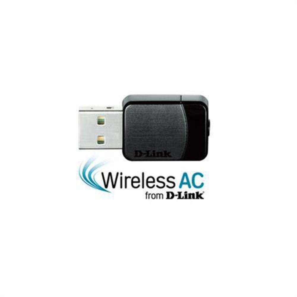 D-Link DWA-171 Wireless 11ac Dualband Nano USB Adapter