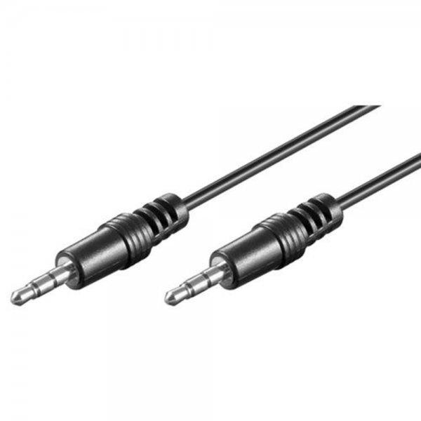 Wentronic AVK 119-1000 Q 10.0m Audio-Video-Kabel 10,0 m # 51661