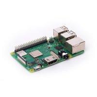 Raspberry Pi 3 Model B+ Entwicklungsplatine 1,4 MHz Prozessor BCM2837B0
