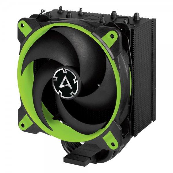 Arctic Freezer 34 eSports Green Tower CPU Kühler mit BioniX P-Lüfter 120 mm