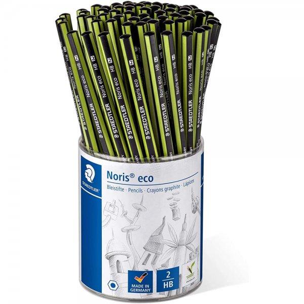 STAEDTLER 18030 KP72 Noris® eco 180 30 Bleistifte zeichnen malen Set skizzieren