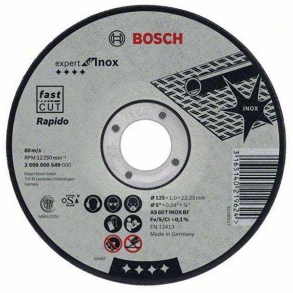 Bosch Trennscheibe Rapido gekröpft 180mm   2608600710