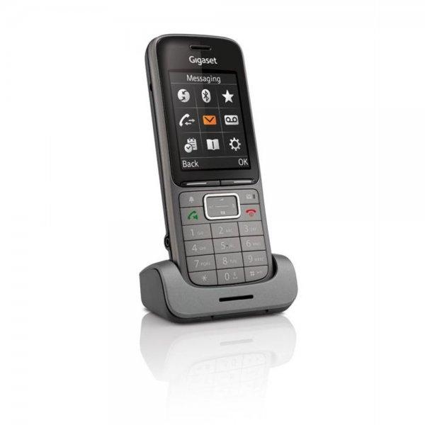 Gigaset SL750H PRO DECT-Telefon-Mobilteil TFT-Display schnurlos Schwarz/Graphit