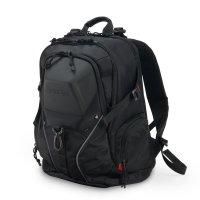 "Dicota Backpack E-Sports 15""-17,3"" Rucksack Gaming Notebook 43,9 cm"