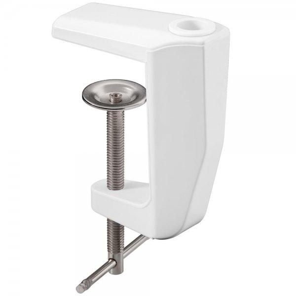 Fixpoint Tischklemme für Fixpoint Lupenleuchte / Platte bis 60mm / Aufnahme 13mm