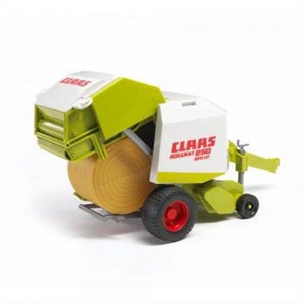 Bruder Spielwaren Co. K Claas Rollant 250 Rundballenpr