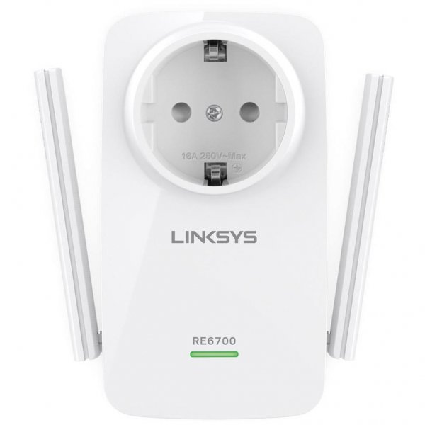 Linksys RE6700 AC1200 AMPLIFY Dual Band Range Extender