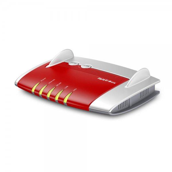 AVM FRITZ!Box 4020 WAN für Kabel- und DSL-Modem WLAN bis 450 MBit/s mit 2,4 GHz