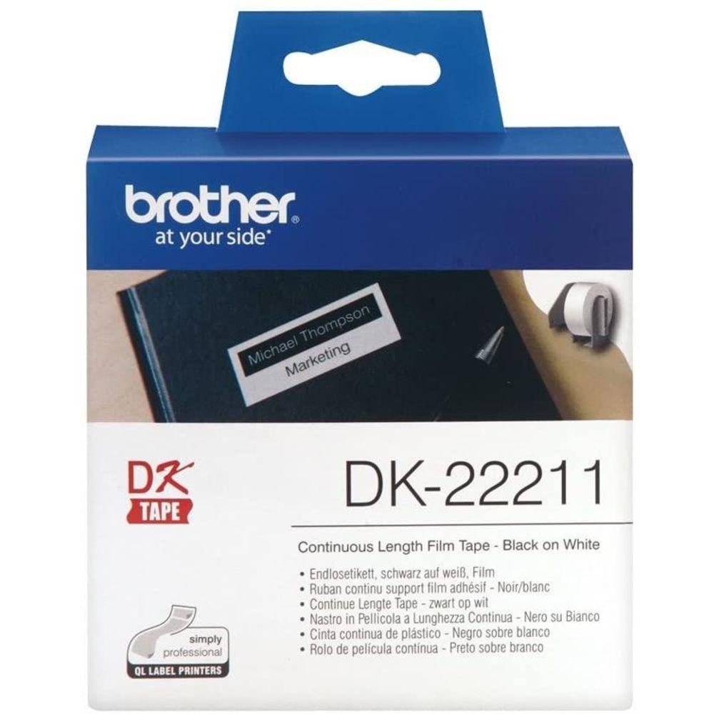 Wechsel-Halter für Etiketten vom Typ Brother DK-22212