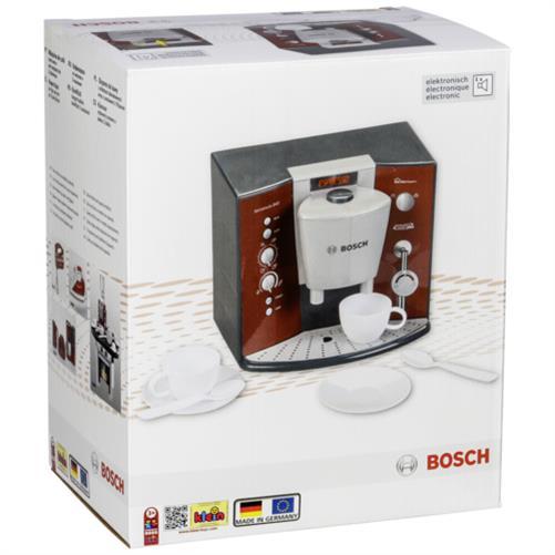 Theo Klein 9569 Bosch Kaffeemaschine mit Sound Zubehör für ...