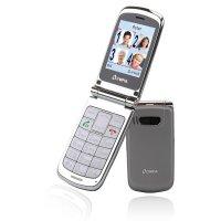 Olympia Style Plus Großtasten-Mobiltelefon Weiß Farb-LCD-Display Grosstastenhandy Seniorenhandy
