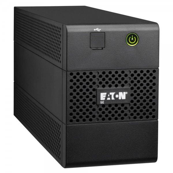 Eaton 5E 850i USB DIN UPS USV 850VA 480W 2x C13 1x DIN USB-Port Unterbrechungsfreie Stromversorgung