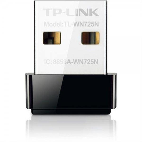 TP-Link TL-WN725N Wireless N Nano USB-Adapter 150 Mbps