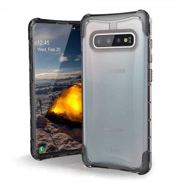 Urban Armor Gear (UAG) Urban Armor Gear Plyo Case | Samsung Galaxy S10+ | ice (transparent) | 211352