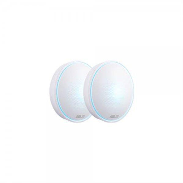 ASUS Lyra Mini WLAN Mesh-System AC1300 Dual-Band Accesspoint 2er Set