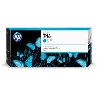 HP 746 Cyan DesignJet Tintenpatrone 300 ml Druckerpatrone für HP DesignJet Z6, Z9