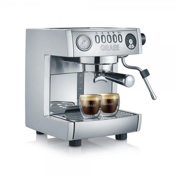 """Graef Siebträger-Espressomaschine """"marchesa"""" Kaffeemaschine Barista-Style"""