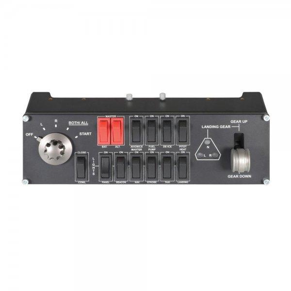 Logitech G Saitek Pro Flight Switch Panel USB WW Win