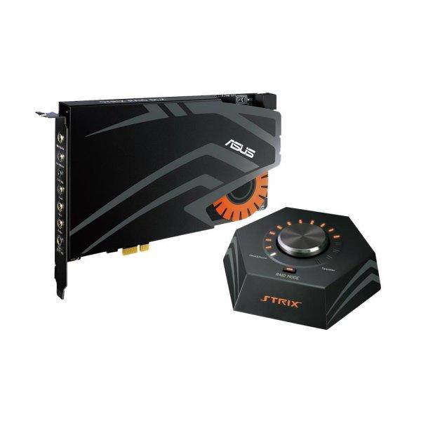 Asus Strix Raid DLX interne Gaming Soundkarte PCI-Express