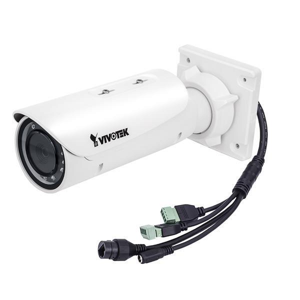 VIVOTEK #IB836BHF3 Bullet Netzwerkkamera 2MP Smart IR WDR Pro PIR 1080p IP66