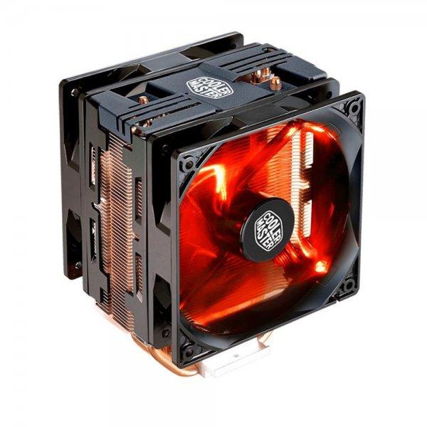 Cooler Master | Hyper 212 LED Turbo Black/Schwarz Cover 120 mm PWM-Lüfter