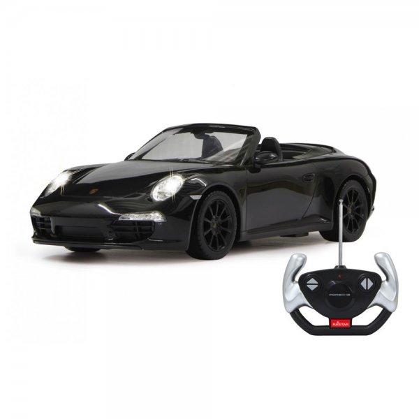 Jamara Porsche 911, RC Porsche 911 im Maßstab 1:12, 27 MHz Fernsteuerung, NEU