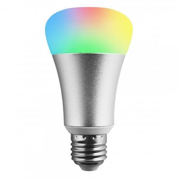 Hank RGBW LED-Leuchte Lampe E27 7W 600 lm | Z-Wave Plus