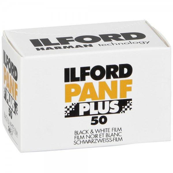 Ilford 1 Ilford Pan F plus 135/36 # HAR1707768