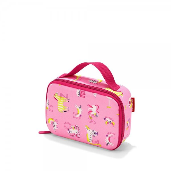 reisenthel thermocase kids abc friends pink Kühltasche Brotbox Frischebox Lunchbox Thermobox