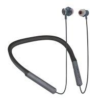 LogiLink BT0049 Bluetooth Stereo Headset mit Nackenbügel Freisprechfunktion microSD Slot