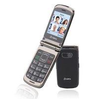 Olympia Style Plus Großtasten-Mobiltelefon Schwarz Farb-LCD-Display Grosstastenhandy Seniorenhandy