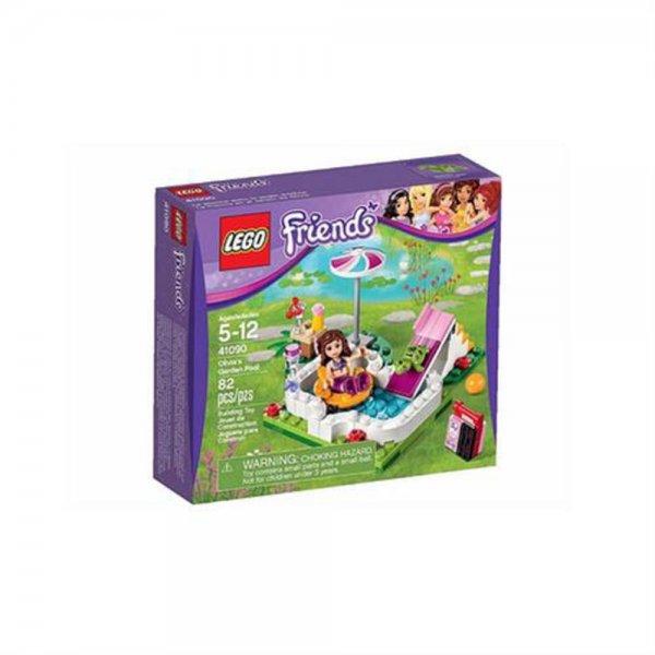 Lego Friends 41090 - Olivias Gartenpool 5-12