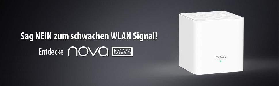 Tenda Nova MW3 - Next-Gen WLAN
