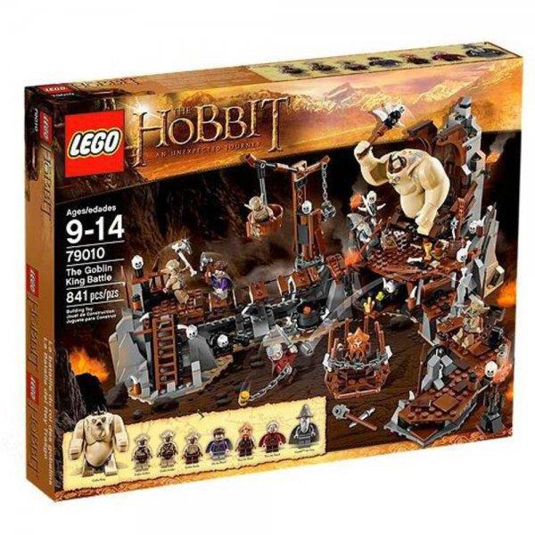 Lego 79010 Hobbit Höhle des Goblin Königs