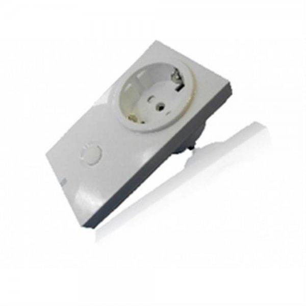 Popp Smart Home Zwischenstecker Schalter IP20 für Innenräume Z-Wave Plus